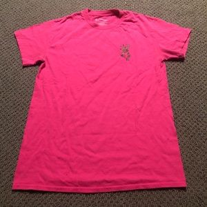 Pink Browning T-shirt